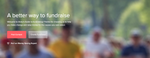 Givey a better way to fundraise